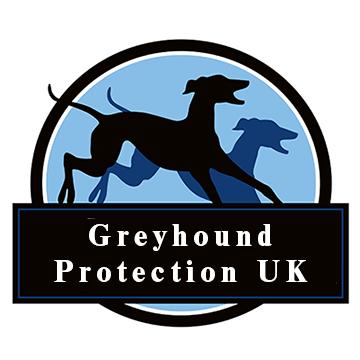 greyhound protection uk logo