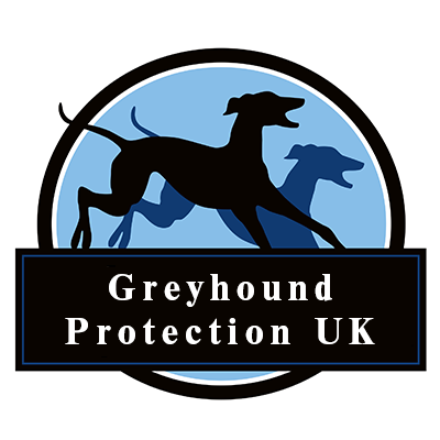 greyhound protection uk logo
